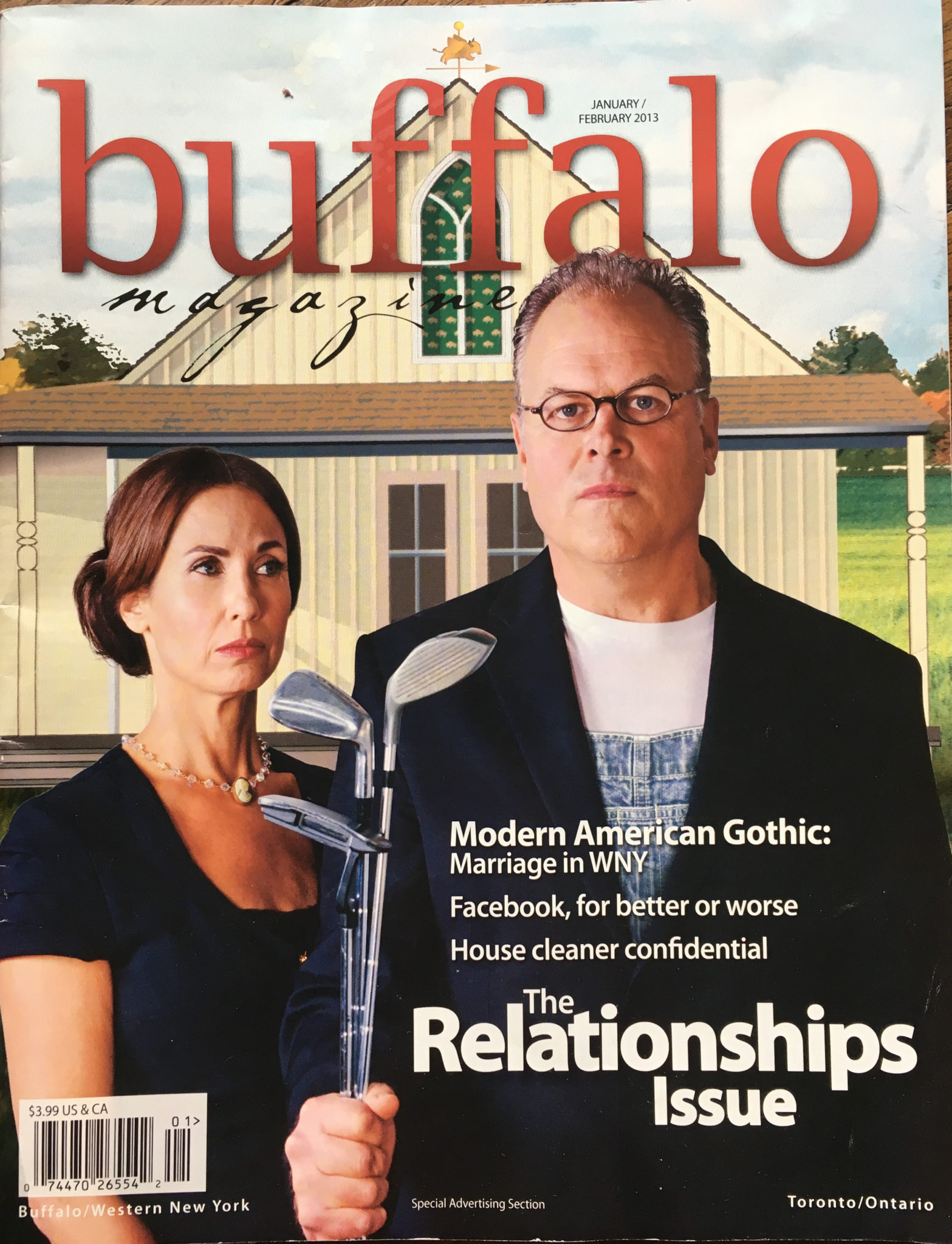 Jill in Buffalo Magazine